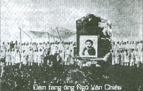 Đám tang Ông Ngô Văn Chiêu