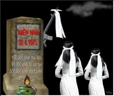 TỔ QUỐC GHI ƠN NGƯỜI CHIẾN SĨ VNCH 30thang4quankhantang