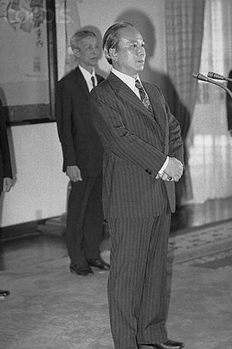 President Nguyen Van Thieu