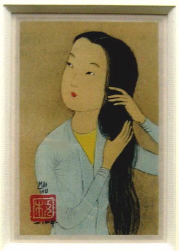Suối Tóc Mai Trung Thứ (1906-1980)