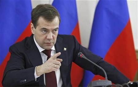 TT Nga – D. Medvedev