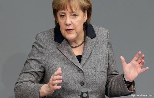 Thủ tướng Đức, Bà Angela Merkel,