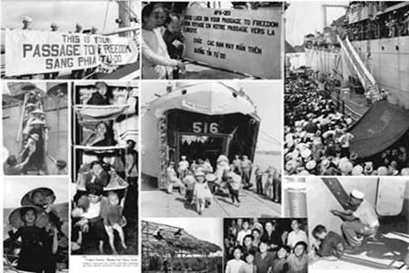 Cuộc di cư vô tiền khoáng hậu năm 1954
