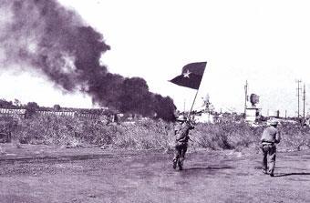 Thị xã Ban mê thuột bị VC đánh chiếm 13/3/1975