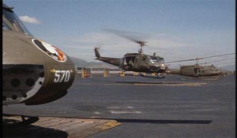 Bãi đậu trực thăng Phi đoàn 215 Thần Tượng