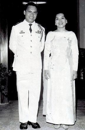 Trương Quang Ân (1932-1968) Dương Thị Kim Thanh (1931-1968)