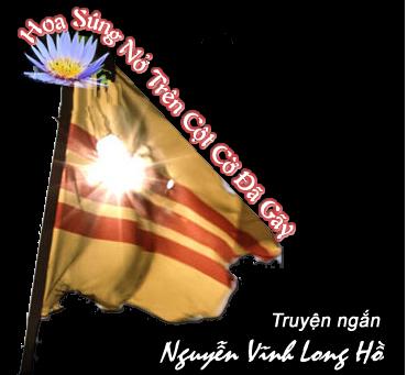 Image result for HOA SÚNG NỞ TRÊN CỘT CỜ ĐÃ GÃY