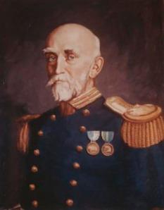 Đô đốc Mỹ ALFRED THAYER MAHAN