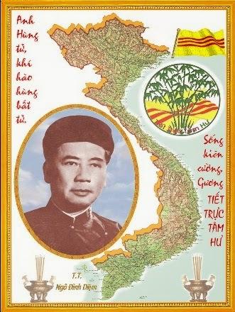 Cố Tổng Thống Ngô Đình Diệm (1901-1963) Vị Tổng Thống đã sáng lập nền Cộng Hòa Việt Nam