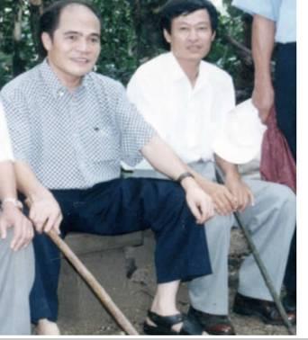 Hoàng Văn Chánh và Hùng hói