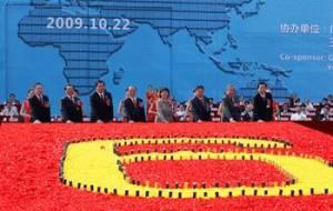 Hùng hói chầu quan Thầy Trung Cộng tại Quế Lâm