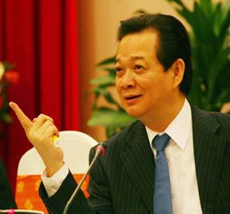 Thủ tướng tham nhũng và bán nước Nguyễn Tấn Dũng