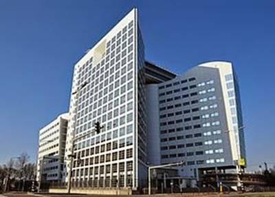 ICC ở Den Haag-Hoà Lan