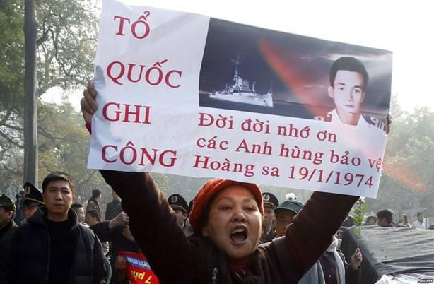 Người Việt Nam không bao giờ quên những Người ở lại Hoàng Sa