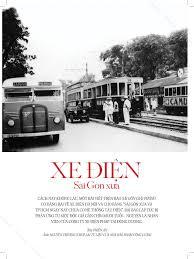 Tàu /Xe điện Sài gòn xưa, đường Paul Blanchy (Hai Bà Trưng) và xe đò Sài Gòn- Phú Nhuận