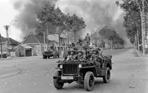 Dẹp loạn Bình Xuyên tại Sài Gòn năm 1955