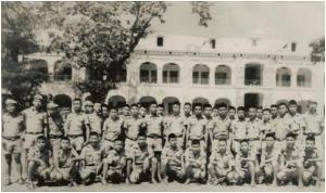 Khóa sinh trường Thiếu Sinh Quân VNCH