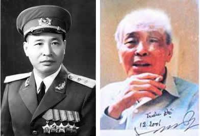 Trung tướng Trần Độ