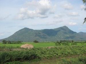 Thiên Cẩm Sơn (núi Cấm) Thất Sơn  (Photo by tranhy)