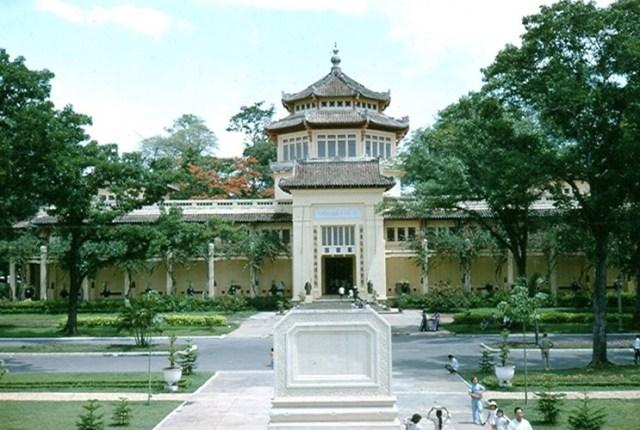 Viện Bảo tàng trong Thảo Cầm Viên