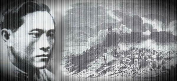 Trịnh Văn Cấn (ông Đội Cấn 1881 – 1918) và cuộc binh biến Thái Nguyên (Nguồn: https://www.ttxva.net/nguyen-thai-hoc-1902-1930-ky-1/)