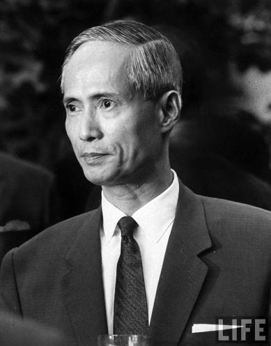 Cựu Thủ Tướng Phan Huy Quát