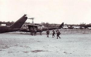 Phi trường La Vang – Quảng Trị 1967