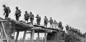+Đoàn quân tướng Alessandri tháo lui (9/3/1945) (Le coup de force japonais et la marche de la colonne Alessandri) (nguồn: http://legionetrangere.fr/index.php/la-fsale/histoire-de-la-fsale/79-infos-fsale/418-histoire-9-mars-1945-le-coup-de-force-japonais-et-la-marche-de-la-colonne-alessandri)