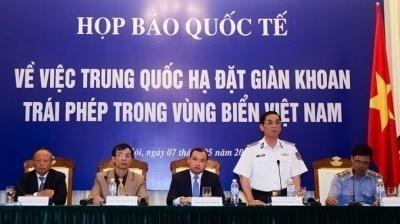 Hà Nội họp báo, ngày 07 tháng 05 năm 2014