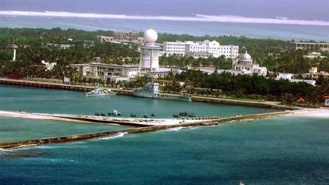 TQ xây dựng nhiều hạ tầng cơ sở trên đảo Phú Lâm