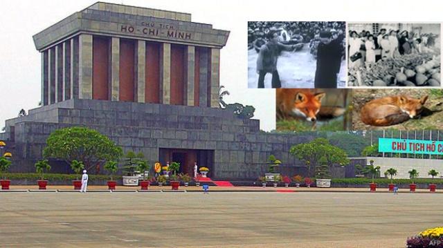 Lăng Ba Đình Hồ Huyệt Kỳ Quan: Bảo Tàng Tội Ác Hồ Chí Minh & Cộng Sản