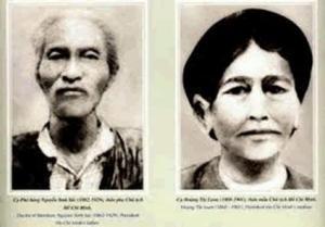 Thân phụ và thân mẫu của Hồ Chí Minh