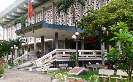 TThư viện Khoa học Tổng hợp Thành phố Sai Gon liệu có thêm mấy công ty, siêu thị xen vào không?