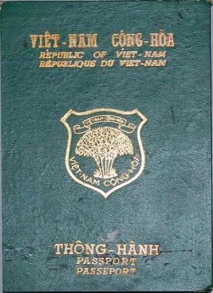 passportVNCH