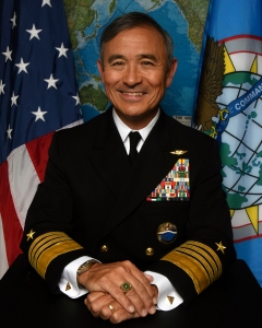 Admiral Harry B. Harris, Jr. (Photo by File Photo)