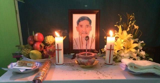 Ông Huỳnh Kim Sơn, thân sinh Cựu TNLT Huỳnh Anh Tú, đột ngột qua đời vào ngày 08.02.2017, tại Malaysia.