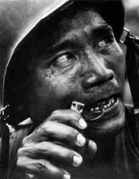 Image result for hình ảnh người lính vnch của nguyễn ngọc hạnh